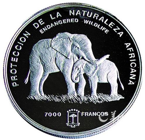 硬币上的动物 核心提示:这些硬币所展示的动物世界