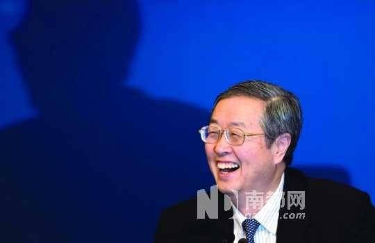 央行行长周小川:是否留任我不清楚