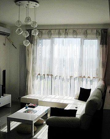 80平米两室一厅装修图 最纯真的幸福新生活