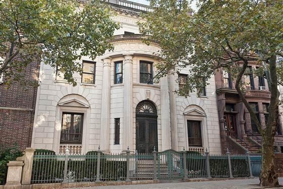 布鲁克林豪宅开价2500万美元_图1-1