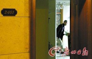 2401这套房子被卖给了4个人,是一房多卖中最严重的。记者王维宣
