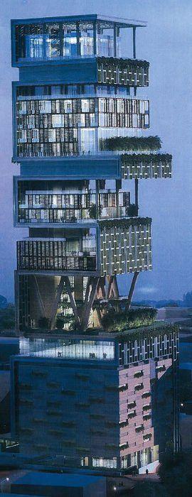 亚洲十大超级豪宅