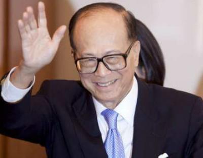 李嘉诚抛售内地房产 亚洲富豪最新排名李嘉诚第一名