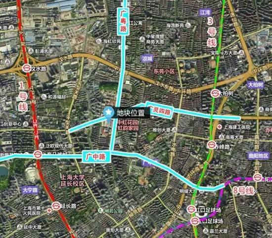 上海拍出第一块市区地王!12万+时代开启