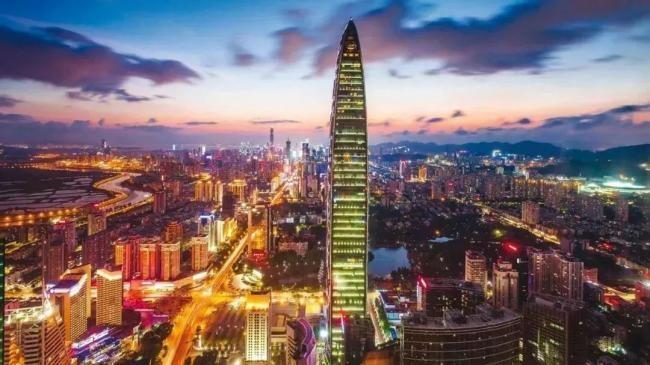 中国十大最有前途城市出炉(图)_图1-5