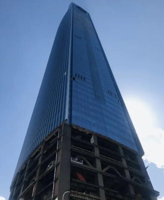 ¥29.12亿!福建双11最大单 全省第一高楼最后6折卖给了它…_图1-1