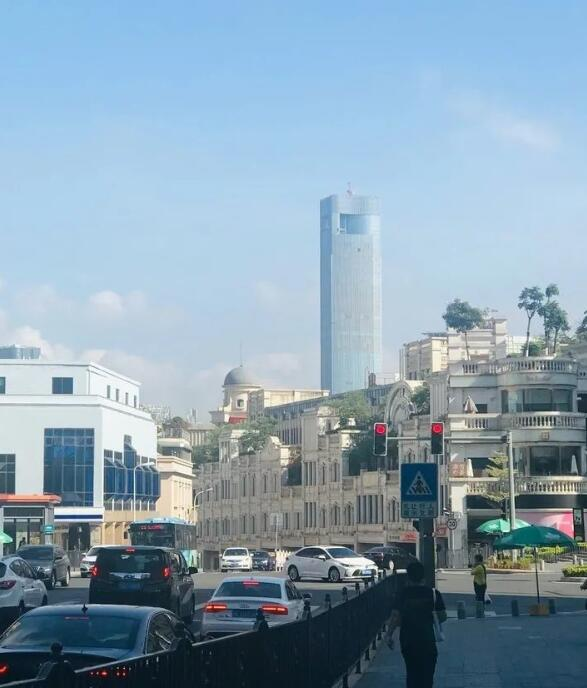 ¥29.12亿!福建双11最大单 全省第一高楼最后6折卖给了它…_图1-8