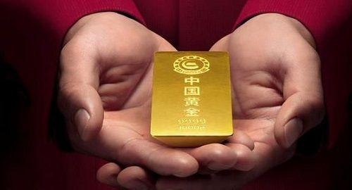 中国黄金现在多少钱1克,中国黄金价格多少一克