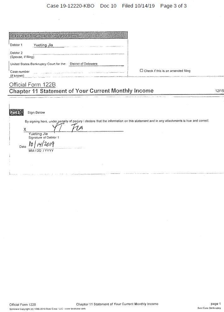 贾跃亭最新收入状况:申请个人破产前半年月入93810美元_图1-5