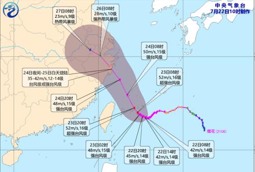 台风概念股