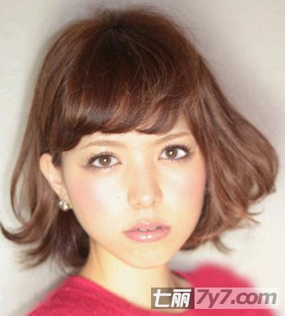 各种发型图片_2013流行短发发型图片大赏 显瘦修颜各种脸型都适合_第一金融网