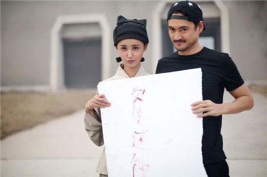 袁弘被曝恋离婚女星 与张歆艺甜蜜同居被拍