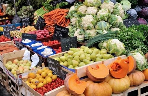 地中海饮食的重要一点就是多吃蔬菜。