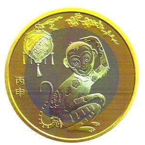猴年纪念币升值空间几何