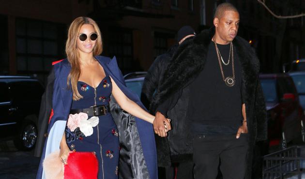 碧昂斯和丈夫以1亿750万的合计收入称霸
