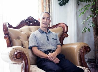 钦章舜――书画界新闻人物系列报道之二