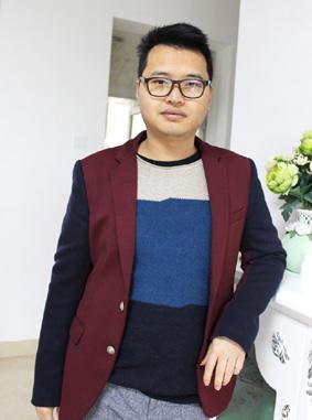 尤德芳――书画界新闻人物系列报道之二