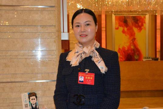 热烈祝贺四川好彩头食品有限公司董事长何敏当选第十三届全国人大代表