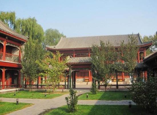 北京大学朗润园
