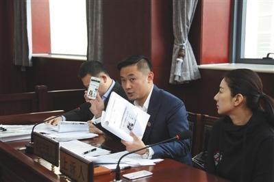 黄奕诉前夫及媒体二审开庭 两被告均否认侵权_图1-1