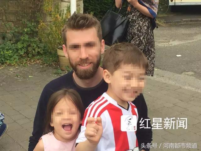 跨国婚姻!上海全职太太捅死英国高管丈夫被判无期 公公讨抚养权_图1-4
