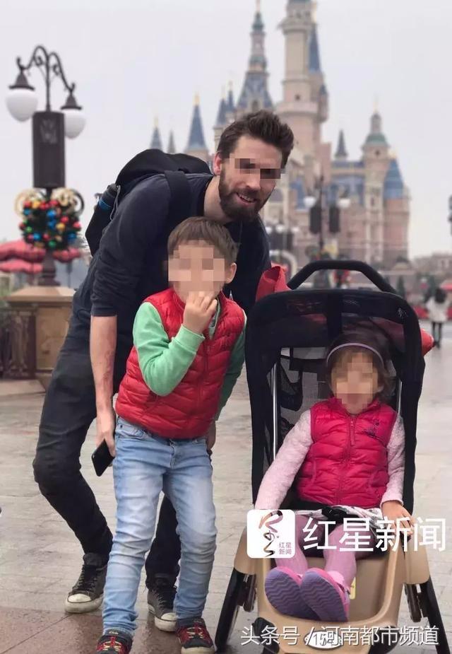 跨国婚姻!上海全职太太捅死英国高管丈夫被判无期 公公讨抚养权_图1-6