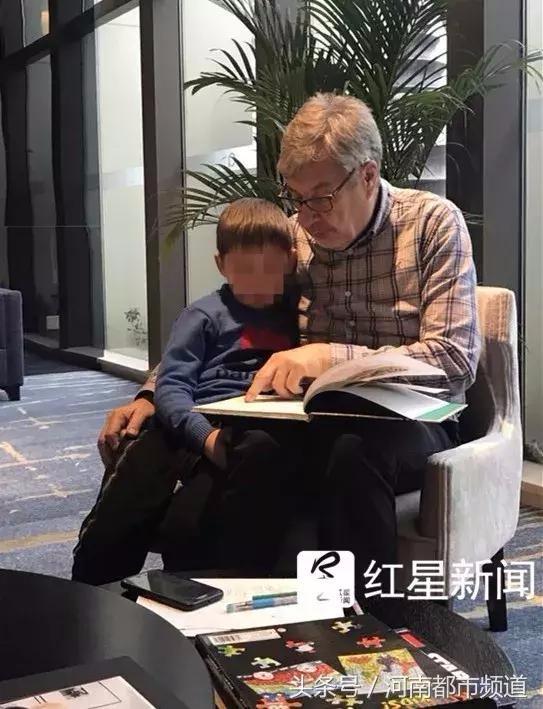 跨国婚姻!上海全职太太捅死英国高管丈夫被判无期 公公讨抚养权_图1-8