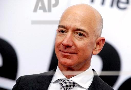 资产超1500亿美元!亚马逊CEO成现代史上最富有的人_图1-1