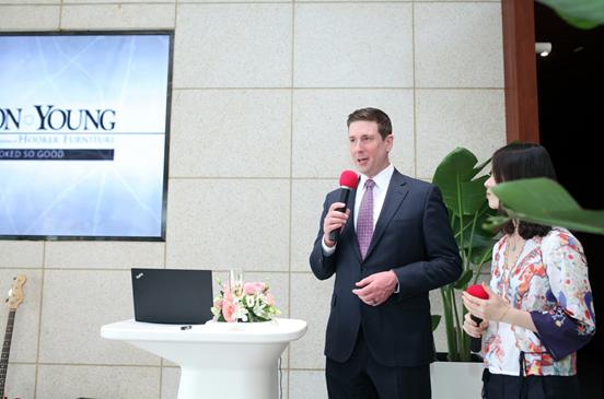 美国高端家具品牌Bradington-Young大陆首店在沪盛大开业