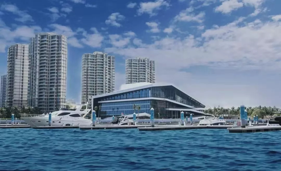全民航海时代丨清水湾游艇小镇再树海洋文化新标杆