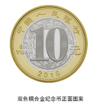 2019猪年纪念币预约
