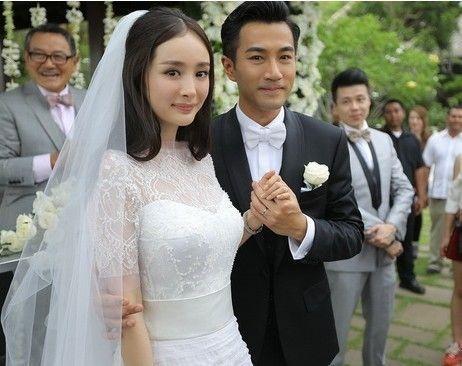 嘉行传媒发表声明,宣布杨幂刘恺威离婚_图1-2