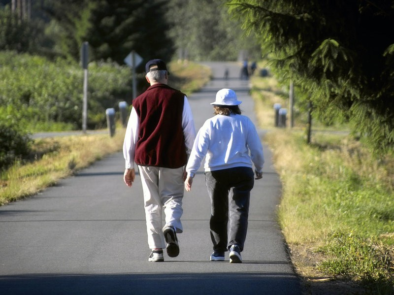 每天到底走多少步能长寿?答案来了_图1-1