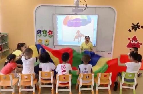 妈妈罗克儿童英语帮助加盟商企业家无忧