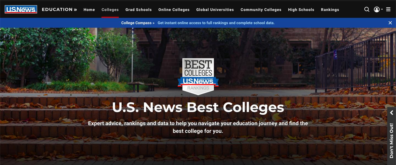 U.S. News 2021最佳大学排名出炉!今年有这些新变化_图1-1