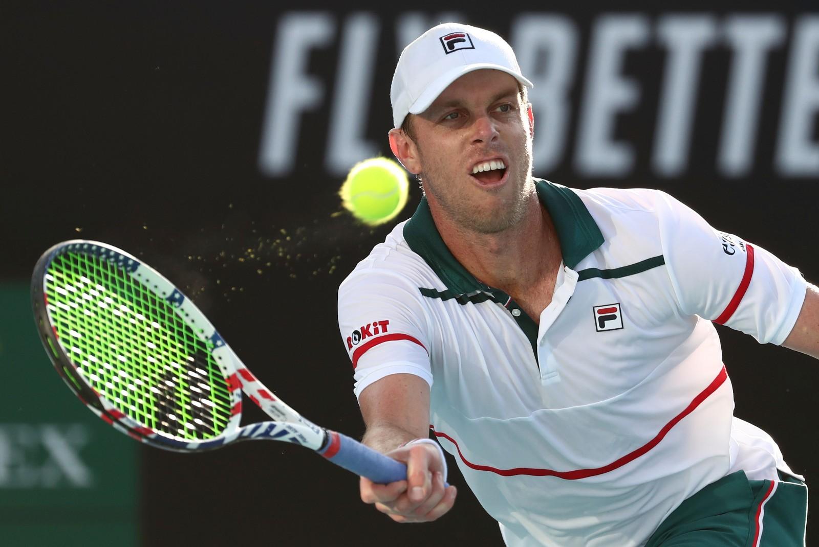 美国网球选手在俄比赛中感染新冠 擅自乘私人飞机离开_图1-1