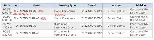 张恒郑爽抚养权案庭前会议 女方延期开庭诉求被驳回_图1-4
