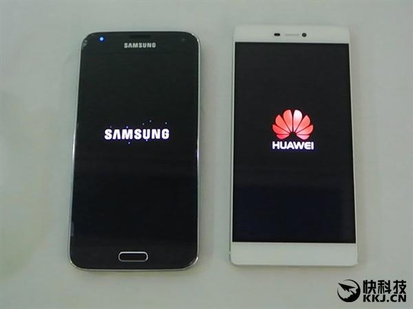 华为怒告三星Galaxy S7等侵权:索赔8000万