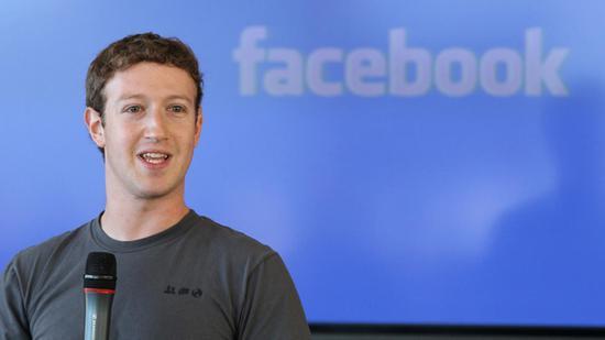 哭了!脸书股价暴跌 扎克伯格身家5分钟内蒸发151亿美元_图1-1
