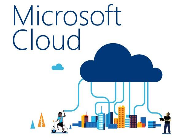 微软云服务增长强劲 市值一度站上一万亿元_图1-3