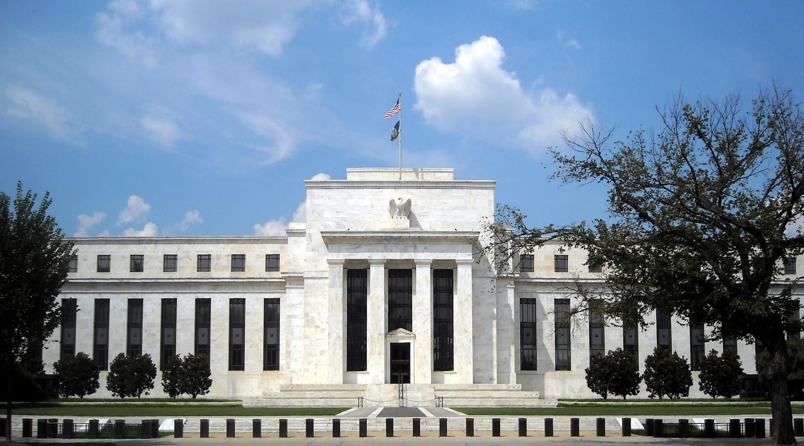 联储会表示对降息持开放态度 股市一扫颓势应声大涨_图1-3