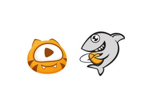 虎牙斗鱼正式合并