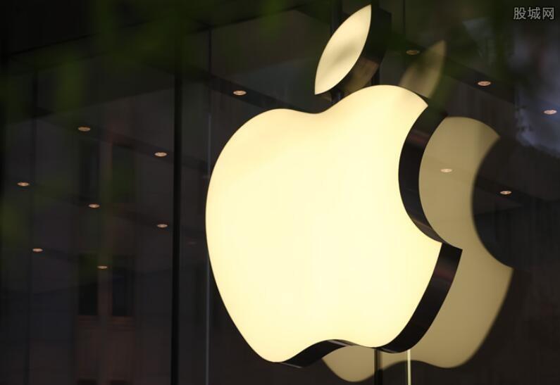 苹果公司股价下跌