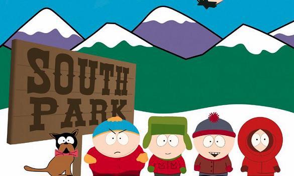 美超级热播成人卡通《南方公园》剧照