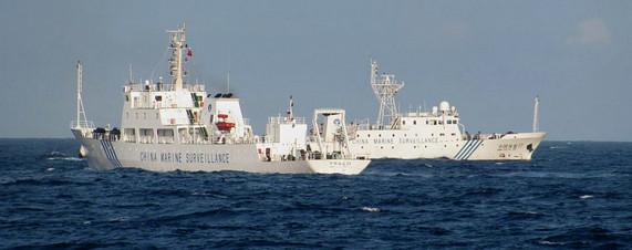 南海问题争端再起 中越互相指责