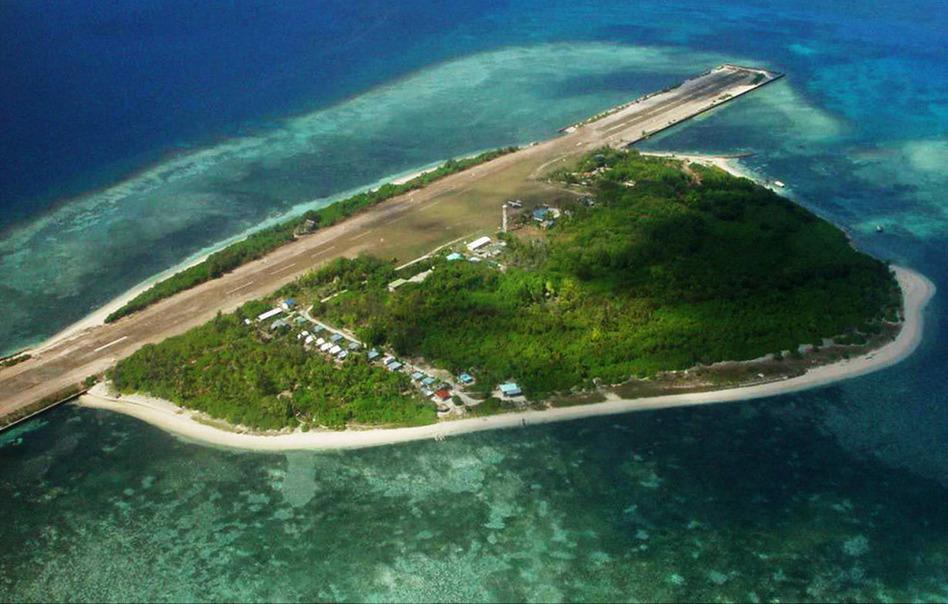 菲律宾逐渐控制南沙群岛部分