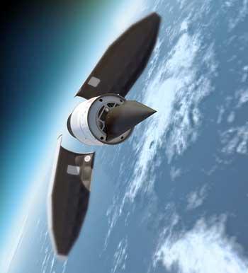美国超高音速飞机 第二次试飞又失败