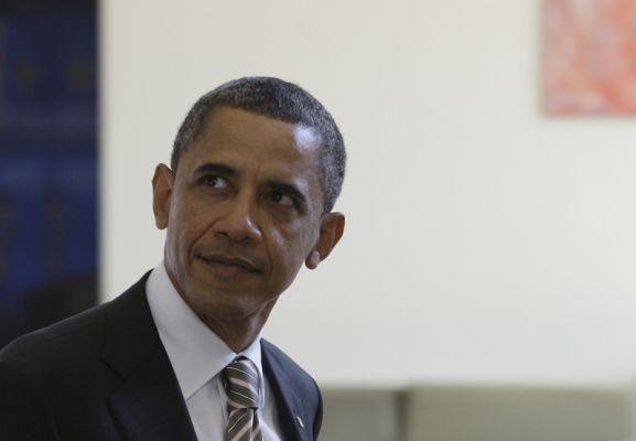 奥巴马启程返美 结束亚洲之行