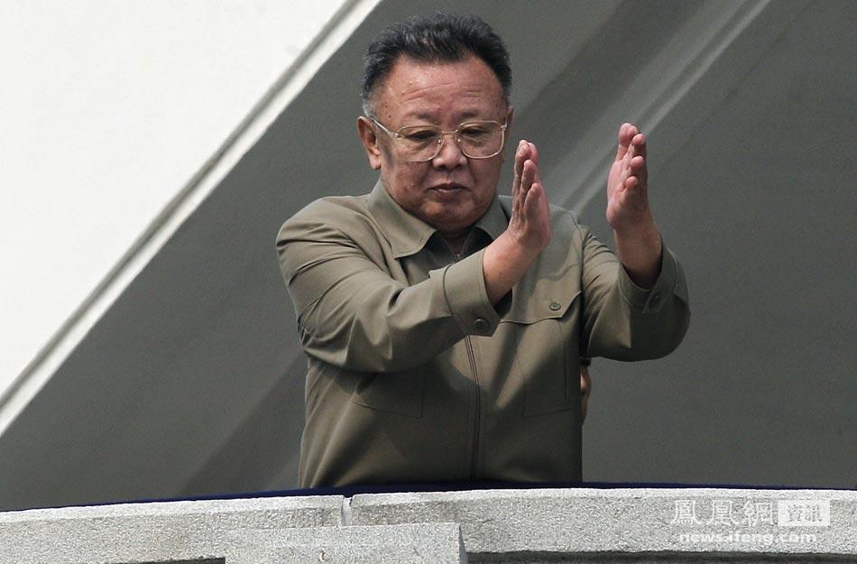 朝鲜最高领导人金正日逝世 享年69岁