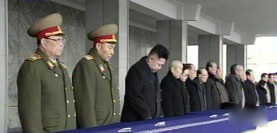 金正日追悼大会在平壤隆重举行